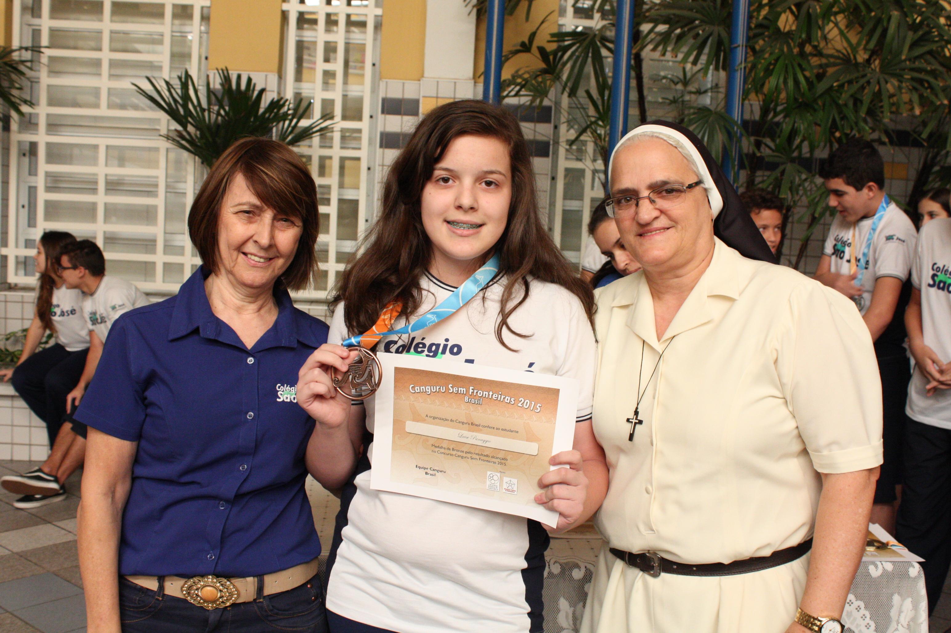 Premiação do Canguru de Matemática 2015