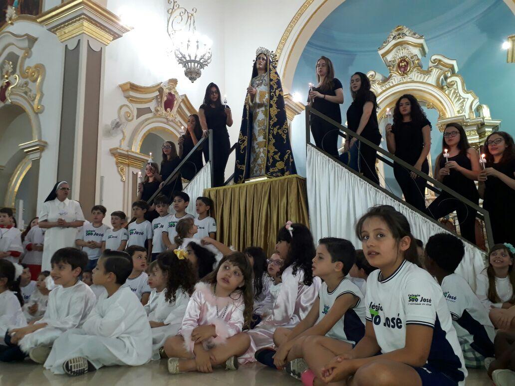 Coroação de Nossa Senhora – 14/09/2017